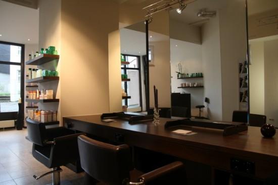Friseur Tisch