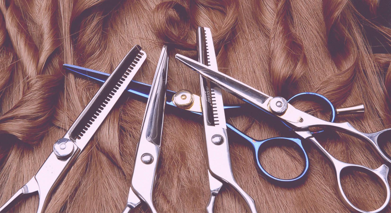 Friseur Scheeren