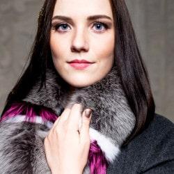 Kim Scheele Stylist: Kristina Jäcker-Oruc Visagist: Vivian Solman Costume Designer: Wolff 1782 Schmuck: Charlotte Ehringer - Schwarz 1876