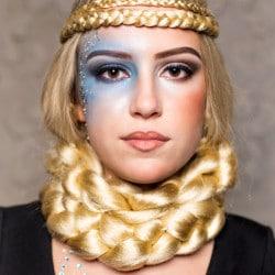 Victoria Czerpa Stylist: Antonietta Gallo Visagist: Melissa Frehsee / Julia Harbecke Costume Designer: Sinn - Leffers