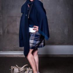Christine Wessel Stylist: Ina Voigt Visagist: Vivian Solman Costume Designer: Sinn - Leffers Schmuck: Charlotte Ehringer - Schwarz 1876