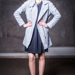 Letitia Pellegrino Stylist: Simone Rahn Visagist: Maria Louisa Groll Costume Designer: Sinn - Leffers Schmuck: Charlotte Ehringer - Schwarz 1876